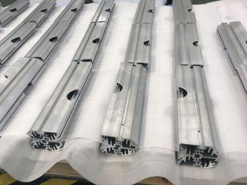 Precision 5 Axis CNC Machining Aluminum Extrusion 6 Meters Long Profile